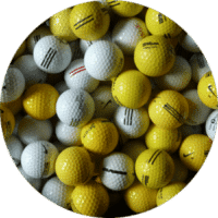 Buy Used Range Balls